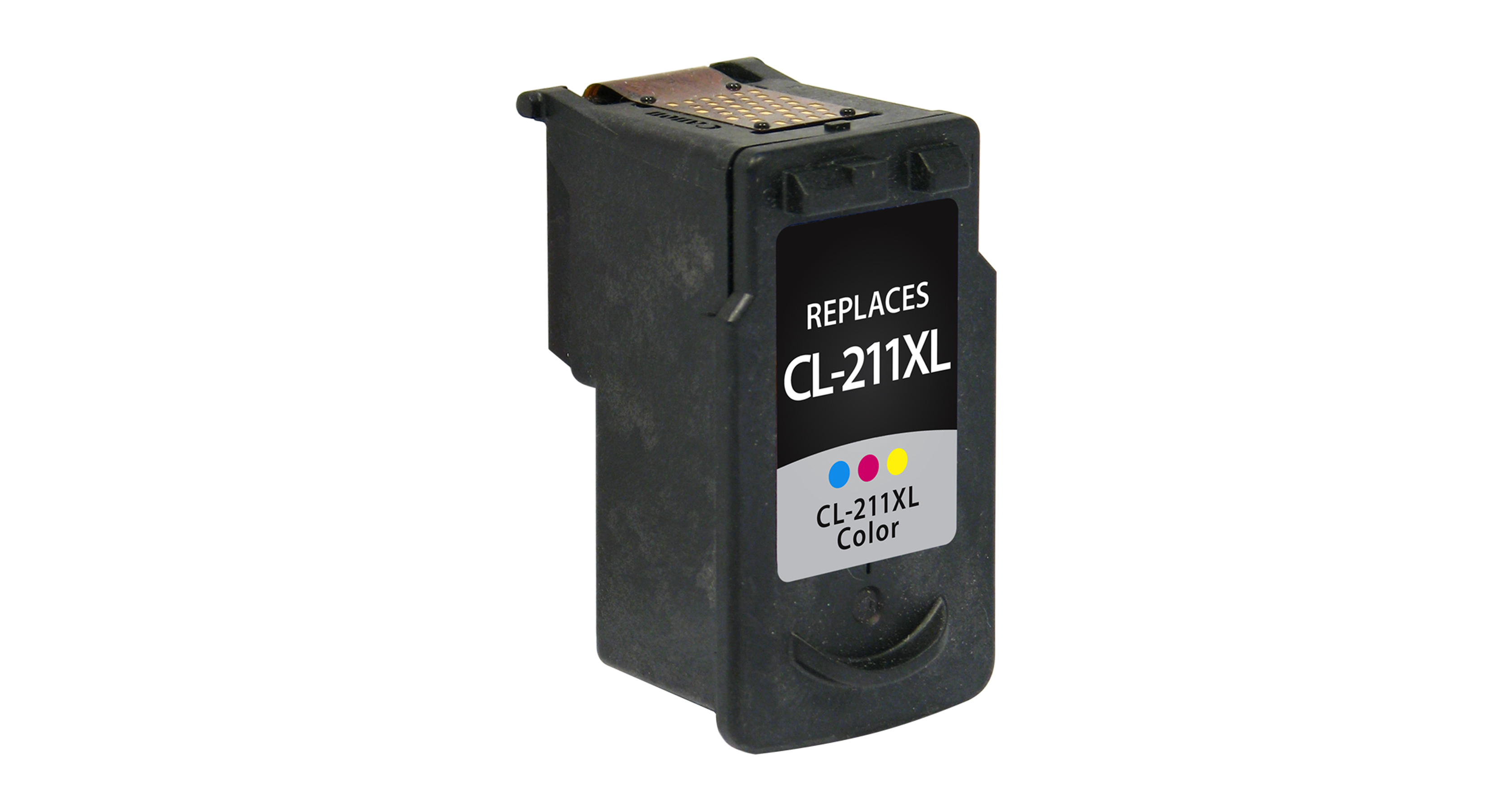 Canon CL-211 Color High Yield Ink Cartridge