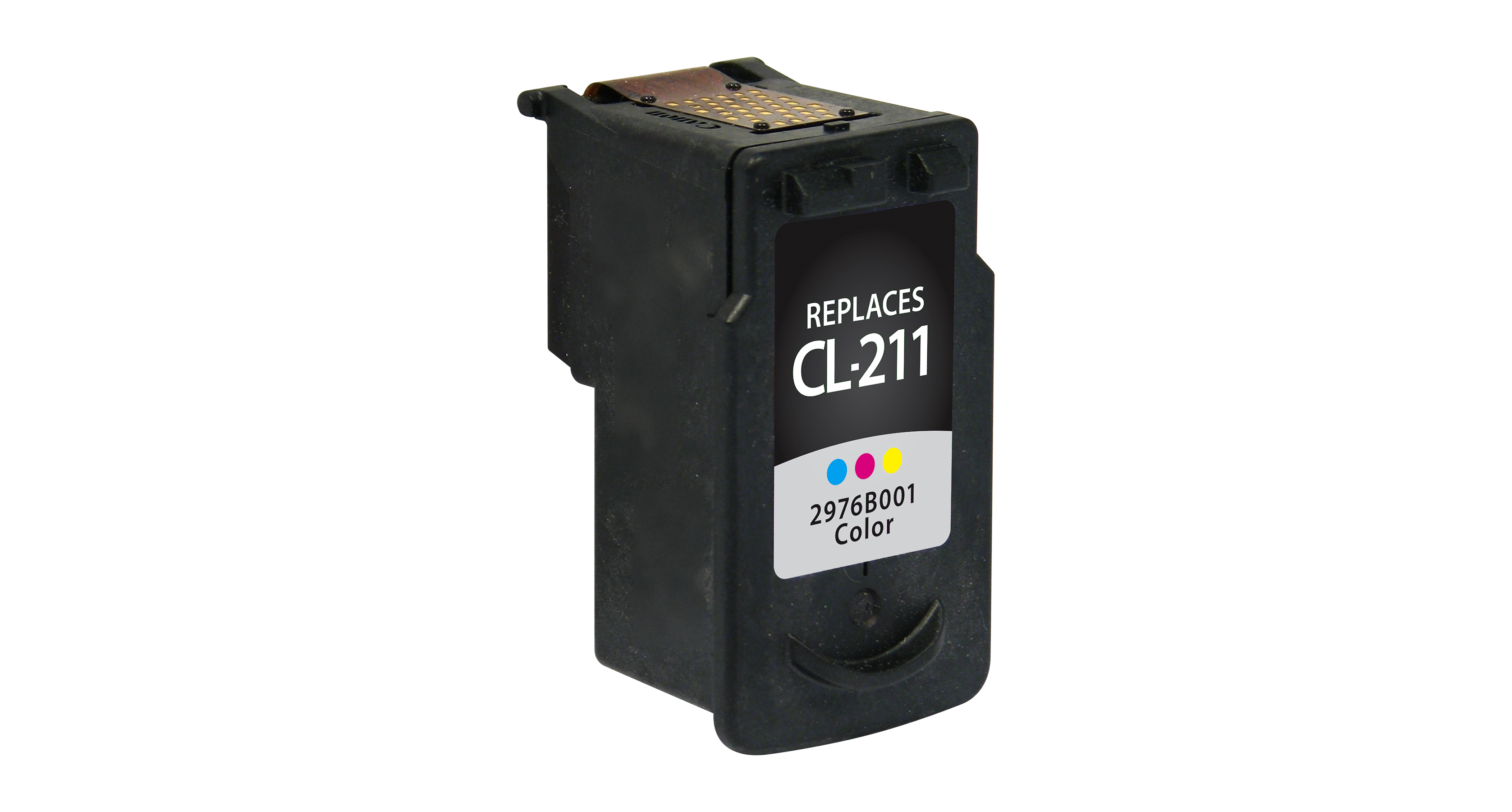 Canon CL-211XL Color High Yield Ink Cartridge