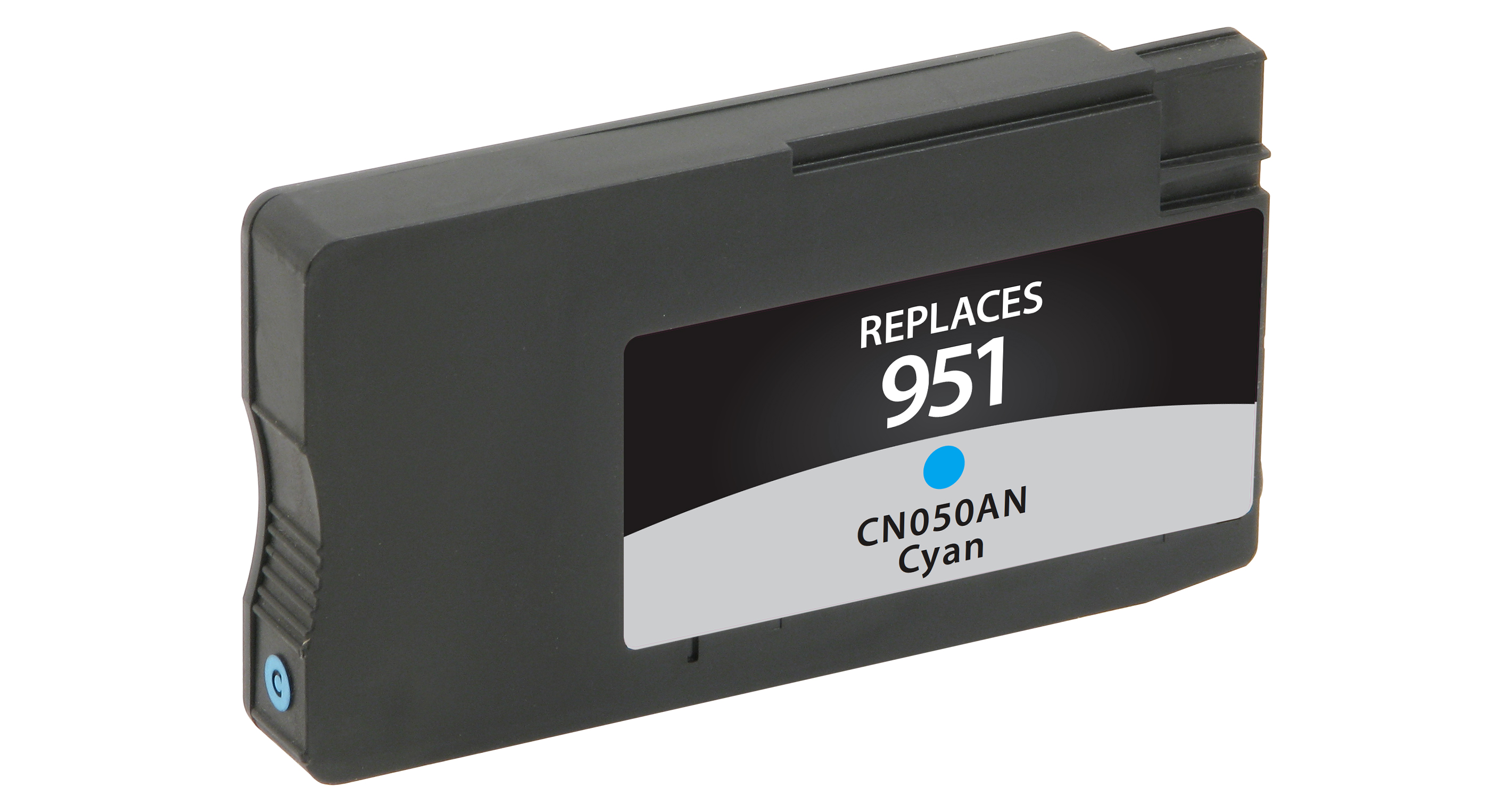 HP 951 Remanufactured Cyan Ink Cartridge