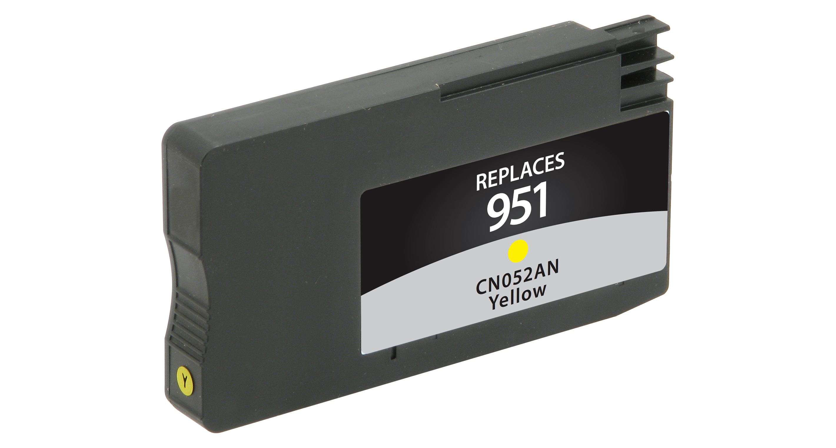 HP 951 Remanufactured Yellow Ink Cartridge