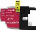 Brother LC75 Magenta High Yield Ink Cartridge (High Yield version of Brother LC71)