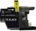 Brother LC75 Black High Yield Ink Cartridge (High Yield version of Brother LC71)